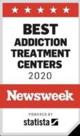 Newsweek - Best Addiction Treatment Center 2020
