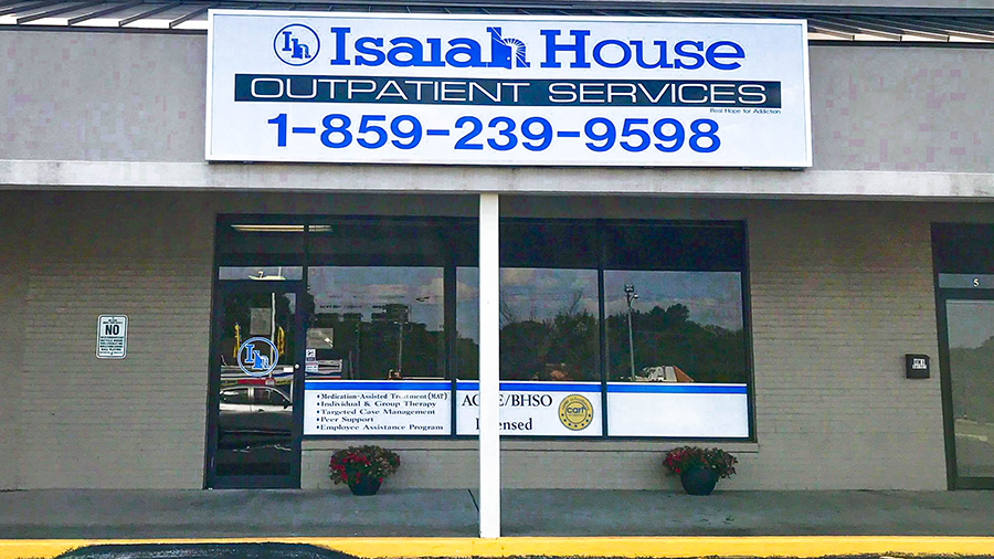Isaiah House Outpatient Services