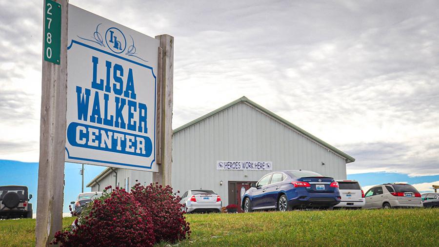 Lisa Walker Center
