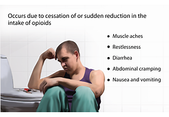 Opioid Withdrawal Substance Abuse